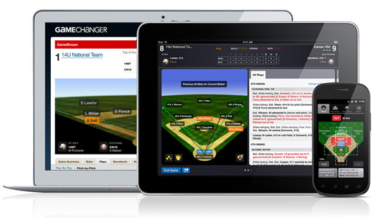 GameChanger Baseball Scorekeeping on iPhone, iPad and Android